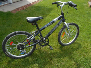 20 inch bike/sturgeon falls