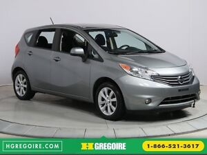 2014 Nissan Versa NOTE SL AUTO A/C GR ELECT MAGS CAMERA RECUL