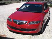 2007 Mazda 6 Wagon 6 Speed Manual Brandy Hill Port Stephens Area Preview