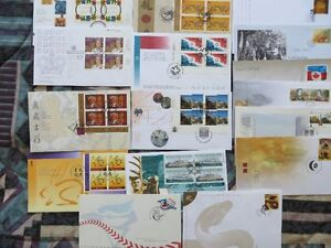 CANADA POST FIRST DAY COVERS FOR SALE OR TRADE Kitchener / Waterloo Kitchener Area image 2