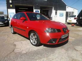 image for SEAT IBIZA 1.4 Sport 3dr DRIVE AWAY TODAY!