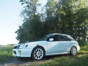 2002 SUBARU WRX-Motivated to sell or trade!