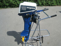 Honda 10hp,LONG SHAFT, 4 stroke with gas tank
