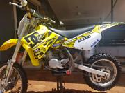 Suzuki rm  85  Yorkeys Knob Cairns City Preview