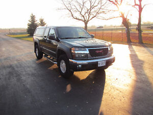 2007 GMC Canyon extended cab Pickup Truck