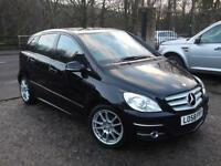 2009 58 Mercedes-Benz B150 1.5 Blue F ( New Gen ) Sport