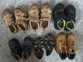 Children's shoes - leather