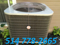 AC / Thermopomes et climatiseurs / Heat Pump & Air Conditioner
