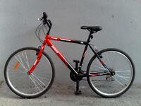 vélo hybride ross, les rues 26,flambant neuf,rien a fair.