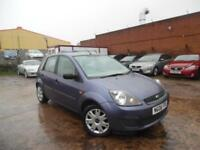 FORD FIESTA STYLE 1.2 PETROL 5 DOOR HATCHBACK