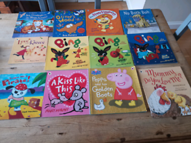 Childrens books 50p each