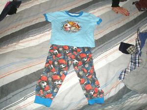 pyjama 2 pieces pour garcon 3 ans x