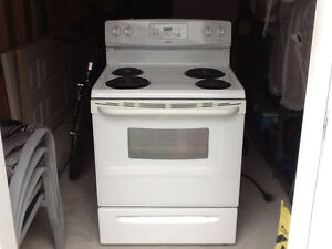 "Kenmore 30"" self cleaning stove"