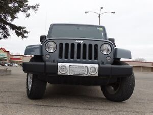 2014 Jeep Wrangler Unlimited Sahara  - Low Mileage