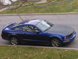 2005 Ford Mustang Deluxe V6