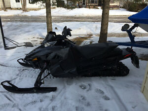 2013 arctic cat f 1100 turbo snopro limited