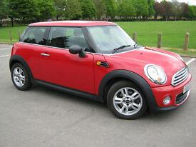 2012 62 reg Mini Mini 1.6 One