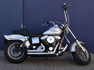 1993 HARLEY-DAVIDSON DYNA WIDE GLIDE Cannington Canning Area Preview