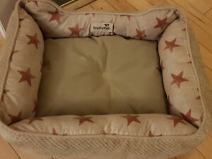 Puppy Small bed with blanket