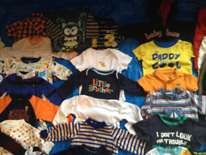 $10 -40 plus items boy 6 to 12 months