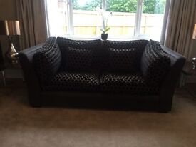 Colin & Hayes Quality fabric sofas