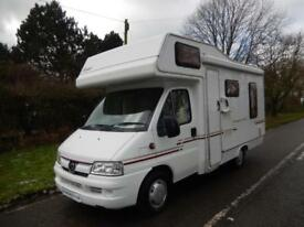 Compass Aventgarde 400 RL 2003 4 Berth Rear L Shaped Lounge Motorhome For Sale