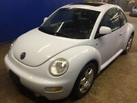 2000 Volkswagen VW Beetle Coupe (2 door)