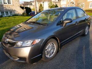 Honda civic DX-G 2010 Air clim 78km