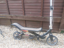 Pump scooter