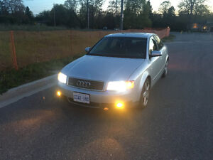 2002 Audi A4 1.8 Turbo Stage 1