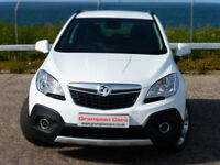 Vauxhall/Opel Mokka 1.4T 16v Turbo ( 140ps ) 4X4 ( s/s ) 2014MY Tech Line