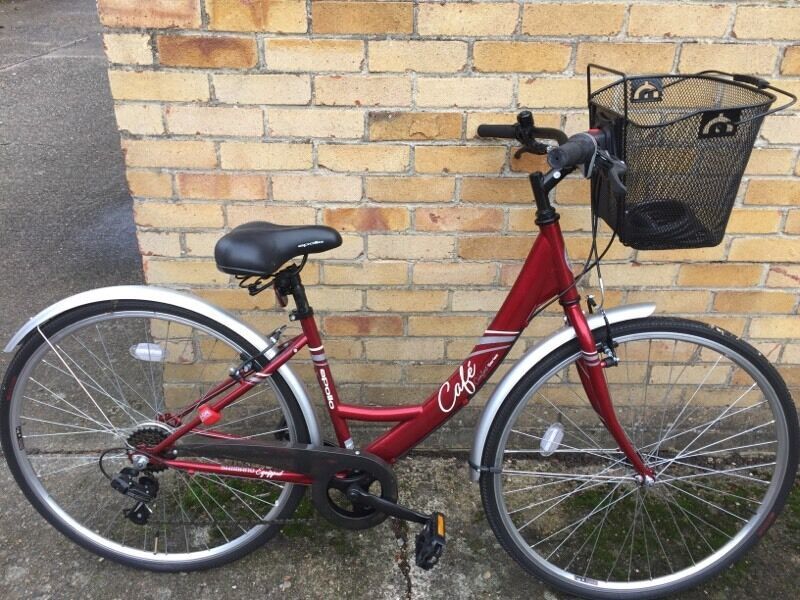 Apollo Cafe Womens Hybrid Bike In Sunbury On Thames Surrey