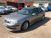 Saab 9-3 2.0T 6sp Aero ~ 2003 ~ Only 128K ~ 2 Keys ~ Years Mot ~ Immaculate