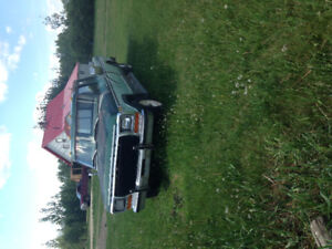 1979 Ford F-250 Supercab Camper Special