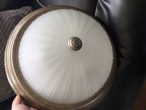 Ceiling light-never used