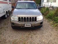 *2005 JEEP GRAND CHEROKEE AWD FOR SALE OR TRADE FOR...*