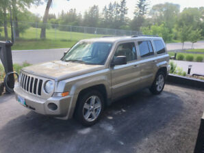 2010 Jeep Patriot  North Edition priced to sell