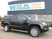 2013 Volkswagen AMAROK DC TDI HIGHLINE 4MOTION PICKUP *AUTO* Automatic Pick-Up
