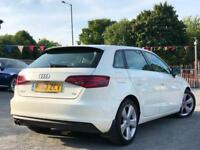 2013 AUDI A3 SPORTBACK 2.0 TDI SPORT, 1 OWNER FROM NEW + FULL SERVICE HISTORY !!