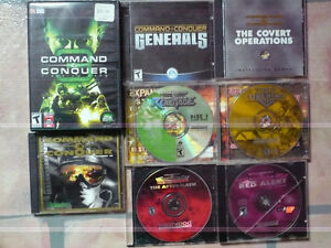 PC Game Bundle-Command Conquer