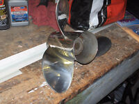 quick silver 20 pitch propeller