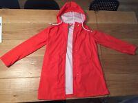 Benetton womens raincoat