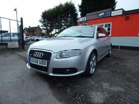 2008 Audi A4 2.0 TDi 170 S Line 5dr Finance , warranty , 12 month MOT 2 forme...