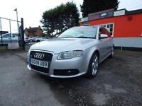 2008 Audi A4 2.0 TDi 170 S Line 5dr Finance , warranty , 12 month MOT 2 forme...
