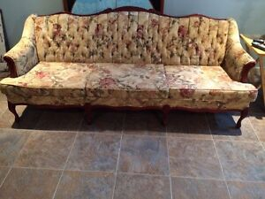 French provincial couch for sale