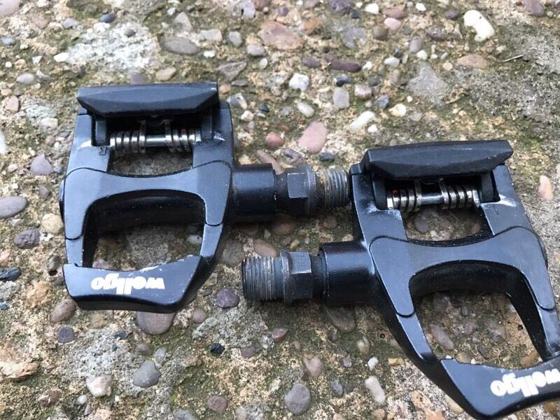 wellgo road bike pedals