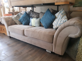 Large Barker and Stonehouse sofa