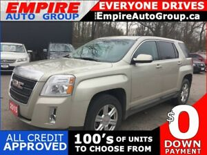 2015 GMC TERRAIN SLE-1 * REAR CAM * BLUETOOTH * SAT RADIO SYSTEM