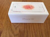 Brand new unopened Apple iPhone SE on ee network