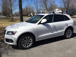 2016 Audi Q5 2.0 TFSI Progressiv, Audi Care + Appearance Protect